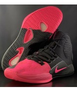 NEW Nike Hyperdunk X Kay Yow Breast Cancer Awareness AT3663-001 Men's Si... - $108.89