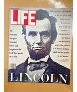 Life Magazine, Feb. 1991 Special issue Lincoln.  Intact and Clean -  See... - $4.90