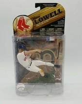 Mike Lowell McFarlane Sports Picks 2009 Wave 1 Boston Red Sox White Jersey New - $19.68