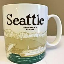 Starbucks 2009 Seattle Collector Series Mug 16 oz  - $27.71