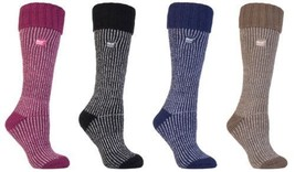 Heat Holders - Womens Winter Warm Thermal Thick Tall Boot Knee High Sock... - £12.49 GBP