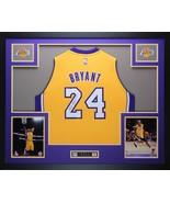 Kobe Bryant Framed Autograph Jersey LA Lakers $899 Sale - $899.00
