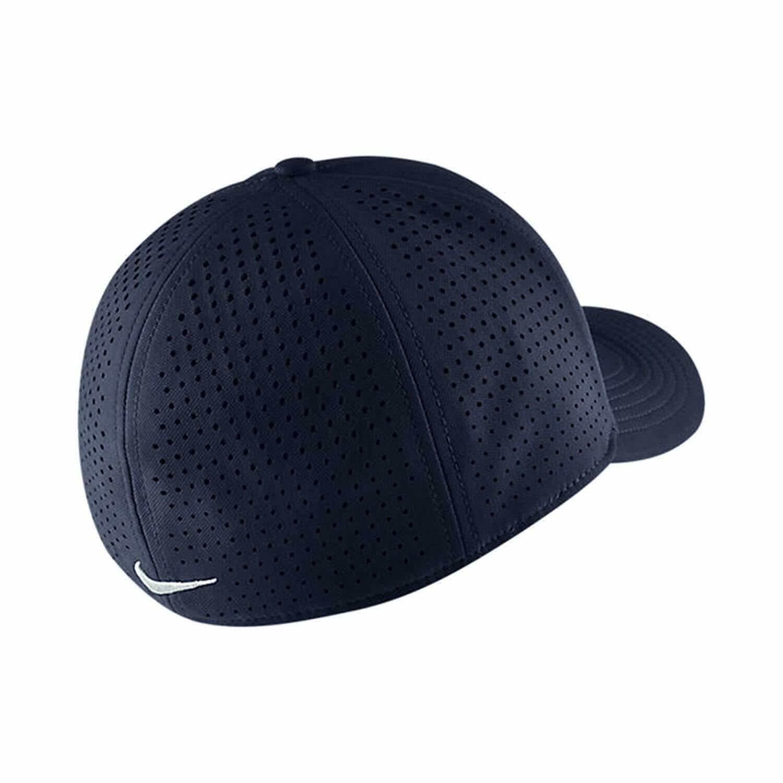 NEW! Nike Vapor Classic 99 SF Training Hat-Obsidian/Pure Platinum L/XL