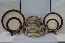 Denby England Dinner Set (Lot of 22 pieces) Spe... - $191.40
