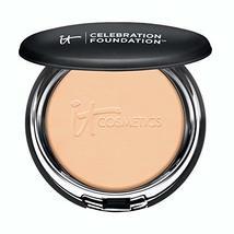 IT Cosmetics Celebration Foundation, Medium (W) - Full-Coverage, Anti-Aging Powd - $38.60
