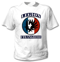 French Legion Etrangere - New Cotton White Tshirt - $23.53