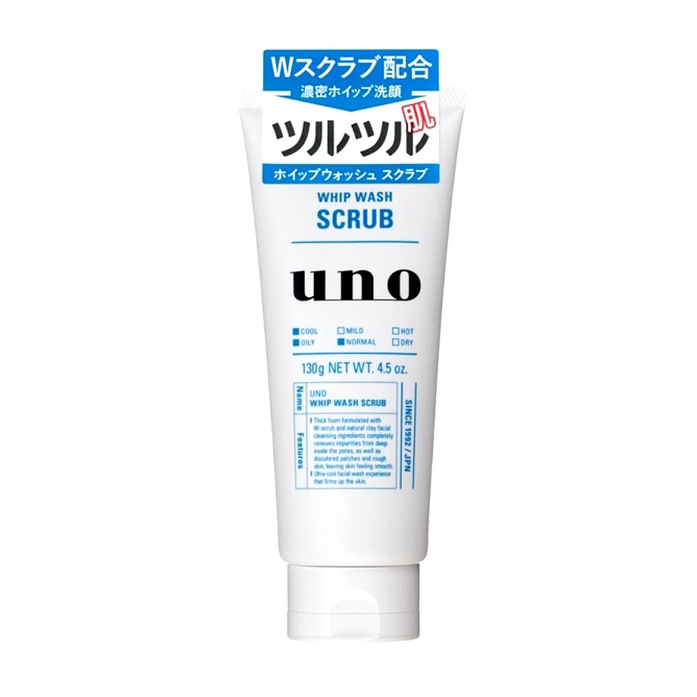 Uno facewash scrub  1