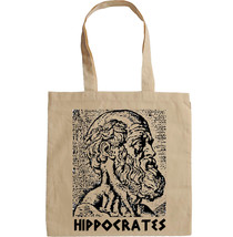 HIPPOCRATES - NEW AMAZING GRAPHIC HAND BAG/TOTE BAG - $16.75