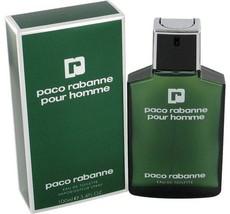 Paco Rabanne Cologne  By Paco Rabanne for Men 3.4 oz Eau De Toile... - $39.95