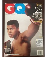 GQ Magazine The 25 coolest athletes of all time Muhammad Ali - $20.00