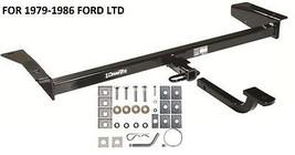 "1979-1986 Ford Ltd Trailer Hitch 1-1/4"" Tow Receiver Class Ii Drawtite Brand New - $179.14"