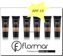 Flormar BB Cream  SPF 15 Protect Moisturising 35 ml - $9.89