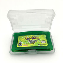 32 bit game Pokemon LeafGreen Version GER Version German Language - $4.99