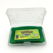 32 bit game Pokemon LeafGreen Version GER Version German Language - $6.61 CAD