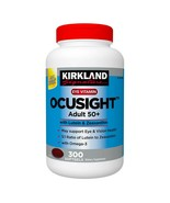 Kirkland Signature Ocusight Adult 50+, 300 Softgels - $37.61
