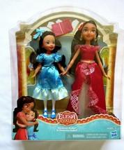 Disney Princess Elena Of Avalor With Sister Isabel Latina 2 Fashion Doll... - $33.85