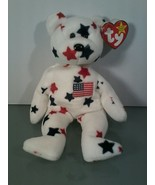 Extremely Rare Beanie Baby~ Glory~ Retired with Errors - $14.84