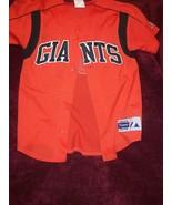 San Francisco Bill Terry #3  Majestic Jersey  Sz Youth L Mlb Baseball - $29.69