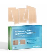 Puriderma Medical Silicone Scar Removal Sheets [Set of 5] - Fast & Effec... - $29.69