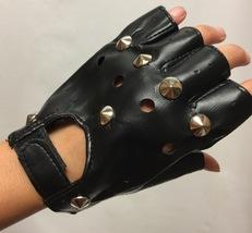 Urban Wear Ornate Studs Gloves - $9.98
