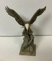 American Eagle MCSI 2003 Splash Down 38550 Display Statue - $19.80