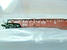 Jacksonville Terminal Company # 772022 CP Rail NSC 17-Post Well Car # 527578 image 2