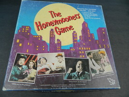 The Honeymooners 1986 TSR  Game-Complete - $12.00