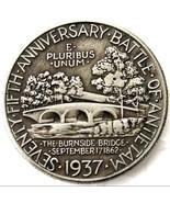 1937 Antietam Commemorative Half Dollar General Robert Lee Casted Coin - $11.99