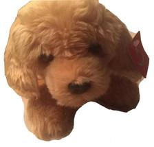 Aurora World Plush Goldie Labrador Dog Puppy NEW Soft Lovey Stuffed Animal - $14.99