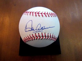 RICHIE ALLEN 1964 NL ROY MVP PHILADELPHIA PHILLIES SIGNED AUTO BASEBALL ... - $118.79