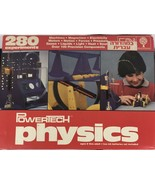 Vintage Physics 1979 Science Fair Set with 280 Experiments Tandy( Parts ... - $23.38
