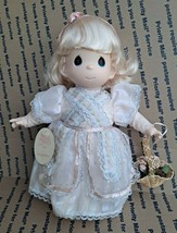 Precious Moments PMI 1997 Collectible Doll Janelle First Edition - $17.24