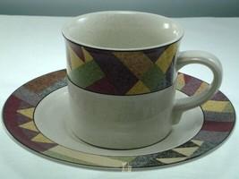 Studio Nova Palm Desert Y 2216 Cup and Saucer - $12.86