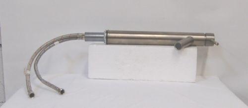 Glacier Bay 732838 Parts Only Brushed Nickel  Vessel Filler Bath Faucet
