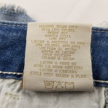 Seven7 Womens Jeans Shorts Size 7 Lace Detail NEW image 8