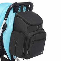 Relitume Diaper Bag Backpack, Large Water Resistant Anti-Theft Travel Maternity