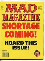 Mad-Magazine-#221-March-1981-Mort Drucker-Don Martin-David Berg - $50.44