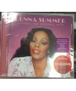 Donna Summer The Original Hits 2018 Target Exclusive CD Bonus Tracks Bad... - $24.14