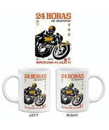 1970 24 Hours Of Montjuic Motorcycle Race - Barcelona Spain - Promotiona... - $23.99+