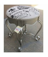 Pretty In Paris Vanity Stool Bench - $74.25