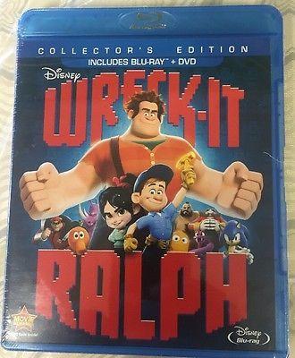 Disney Wreck-It Ralph (Two-Disc Blu-ray/DVD Combo)