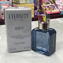 Eternity Aqua Calvin Klein for Men, 1.0 fl.oz / 30 ml eau de toilette spray - $28.98