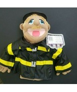 Firefighter Hand Puppet Fire Man Melissa & Doug - $16.14
