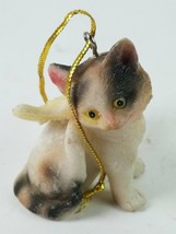 Cats Kittens Kitty Hanging Ornaments 3-Pieces - $15.19