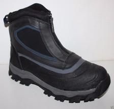 GH Bass NIB Men's 9 Huron Leather Waterproof Winter Duck Snow Boots w/ Z... - $133.36