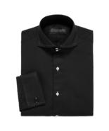 D'Amante Modern French Cuff Long-Sleeve Dress Shirt Big & Tall Size 19, ... - $26.99