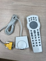 Remote Control And IR Receiver Packard Bell BPCS#146541       -Tested-  (V8)
