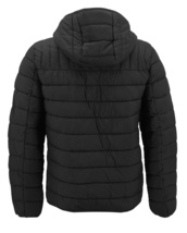 Levi's Men's Puffer Embroidered Logo Hood Quilted Packable Zipper Red Tab Jacket image 6