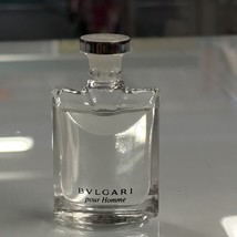 Bvlgari Pour Homme for Men 0.14 fl.oz / 4 ml EDT splash, mini bottle - $18.98
