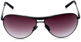 Fastrack Aviator Unisex Sunglasses (M062BR3|Brown) - $72.99